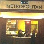 Entrance to the Metropolitan