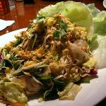 Thai Chicken Noodle Salad - New for 2012