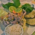 Ceviche Vaikava (Half Order)