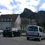 Alte Postvilla Foto
