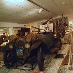 The Beverly Hillbilly's truck