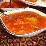 butter chicken..not too good i did give it 2 stars