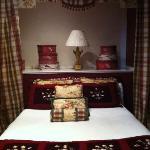 Second Bedroom- Queen bed