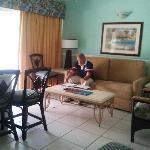 Flamingo Beach resort - séjour