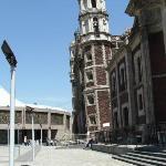 Basílica. Se está hundiendo
