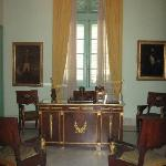 Despacho del dueño Museo Napoleónico
