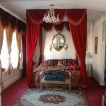 Victorian suite, bedroom