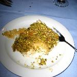 awesome dessert at kyprida