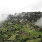 """A soli 45 minuti di traffico,rumore e smog di Bogotà, è un rifugio di tranquillità"""