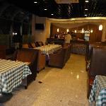 Lobby bar that had never any customers