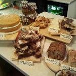 Cake smorgasbord