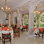 The dining @ Deo Bagh