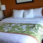 Classy bedding