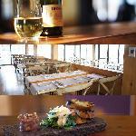 Ravine Winery Restaurant
