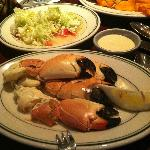 Stone crab claws - Excellent!