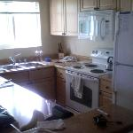 Kitchen (excuse the mess)