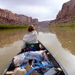 the Green River, Labyrinth Canyon