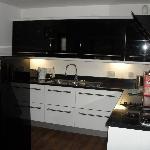 Apartment 9F - kitchen area