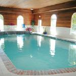 In door 24hr Pool and Spa