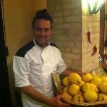 Chef Owner Turi Siligato