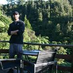 First sun in New Zealand