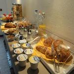 Frühstückbuffet 1