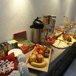 Frühstücksbuffet 2