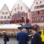 King of Frankfurt Palaces