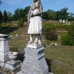 The 'Little Martha' statue