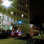 Пожарная тревога ночью с 4 на 5 мая 2012г.