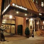 The Sofia Hotel's Exterior