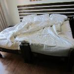 Two single beds pushed together does not equal a king size bed;