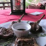 Perfect grilled Lamb