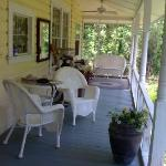 The Front Porch at Holly Hill Holmstead