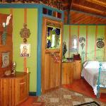 Cama Sutra cabin interior