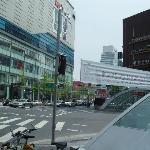 Daegu Subway Jungangno Station