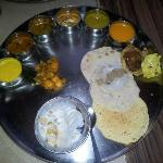 the awesome thali
