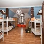 12 bed mixed dorm