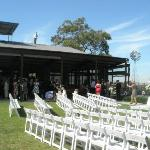 Ideal setting for a gorgeous country-style wedding