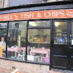 Foto Bill's Fish and Chip Shop