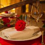 Le Parc Sainte-Croix vous propose un accueil mémorable et romantique avec champagne, chocolats..