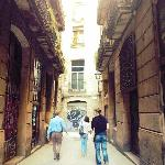We never would have ended up lost in the alleys of Barrio Gotic without Time Detectives.