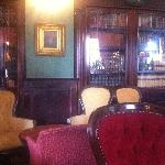 The Library Bar, Central Hotel