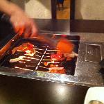 Korean Table Top BBQ