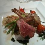 Restaurante La Belle Terrasse Foto