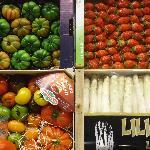 Pavillon légumes