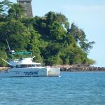 Le catamaran pour la plongée