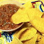 ECT Salsa & Chips made FRESH daily