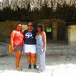 The three of us at San Gervasio