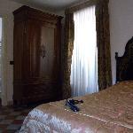 suite - zona letto